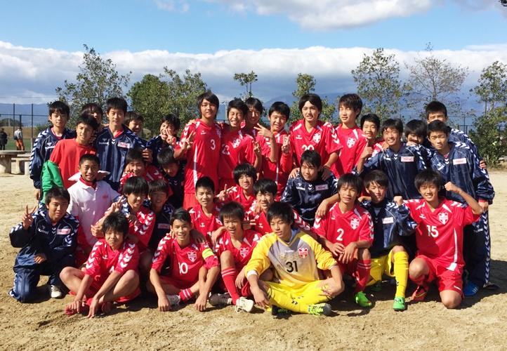 大阪セントラルFCの練習風景